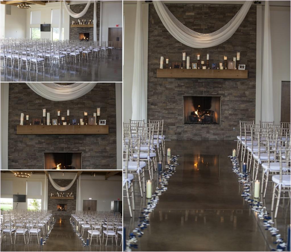 Outdoor Wedding Illinois: Pear Tree Estate Wedding By Stacey Burt